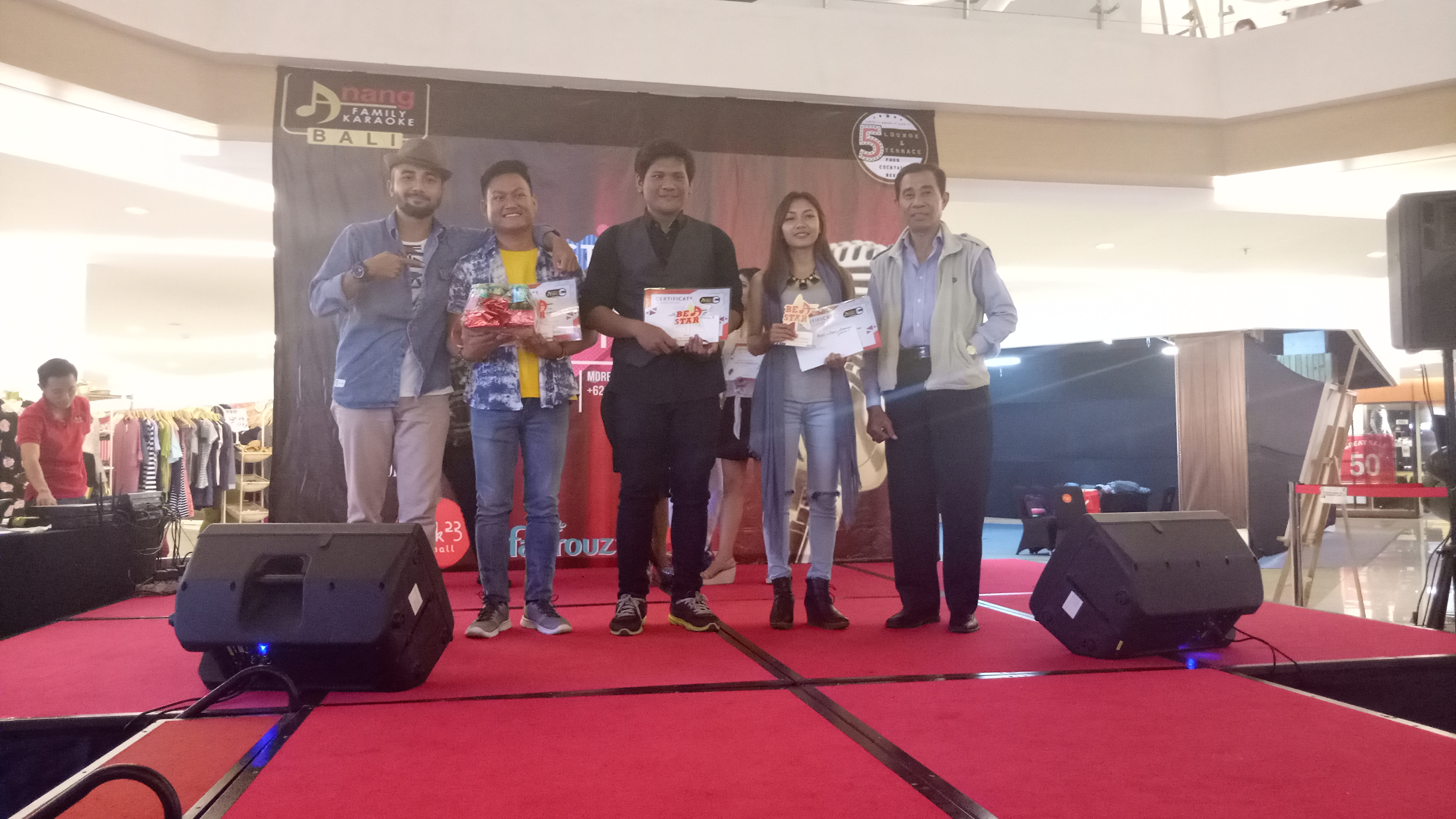 Be A Star Singing Competition